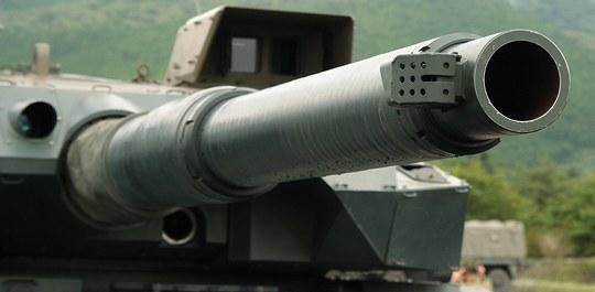 120mm滑腔砲