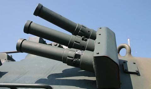 74式60mm発煙弾発射筒