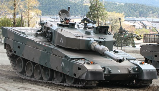 90式戦車
