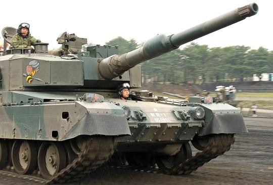90式戦車(B)