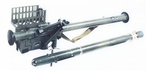 91式携行地対空誘導弾
