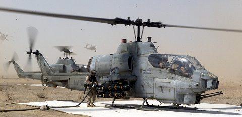 AH-1W/AH-1Z スーパーコブラ バ...