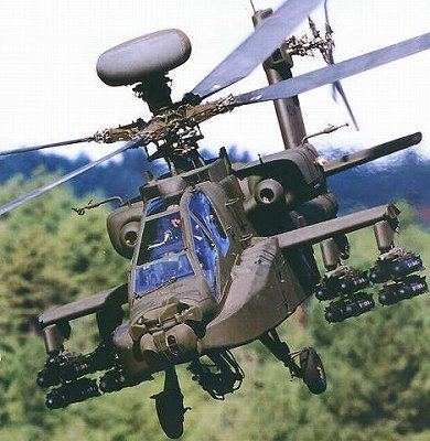 最強の攻撃ヘリコプター