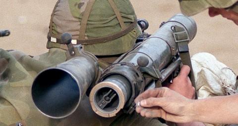 弾薬は訓練用減口径アダプター