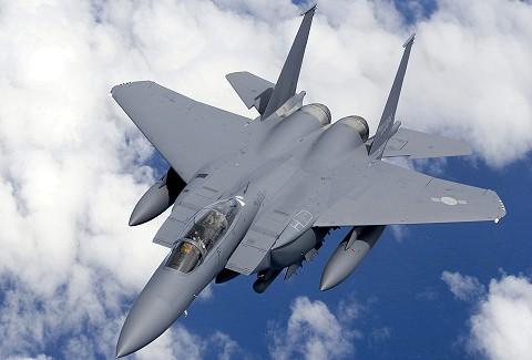 F-15Kスラムイーグル