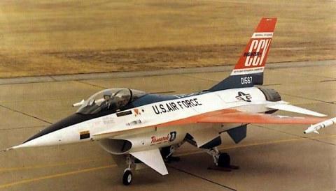 F-16CCV