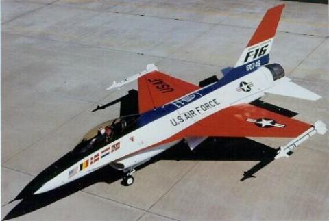 F-16FSD