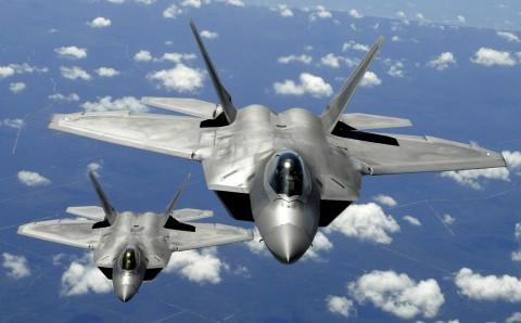 「世界最強の戦闘機」F-22ラプター