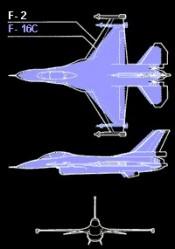 F-16との比較