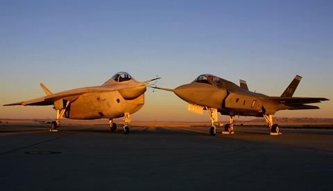 X-32とX-35