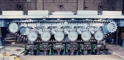 油気圧懸架装置