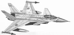 F-2国内開発案予想イラスト