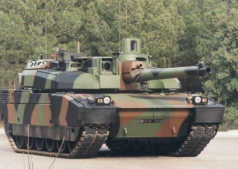 最新の3.5世代戦車