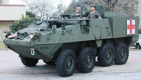 StrykerMEV
